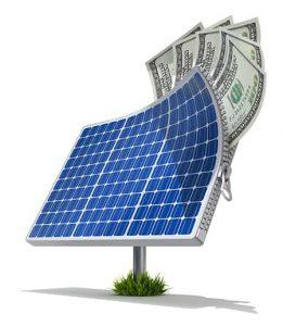 مزایای صفحات خورشیدی